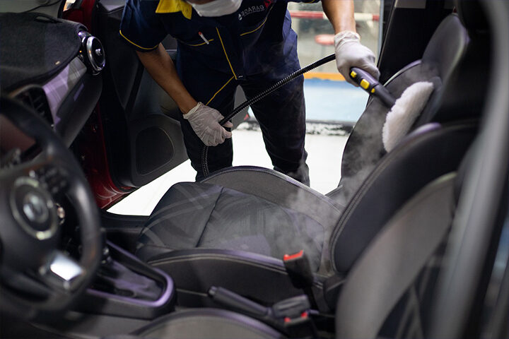 Autoaufbereitung Mainz Innenraum_ULTRA AUTO